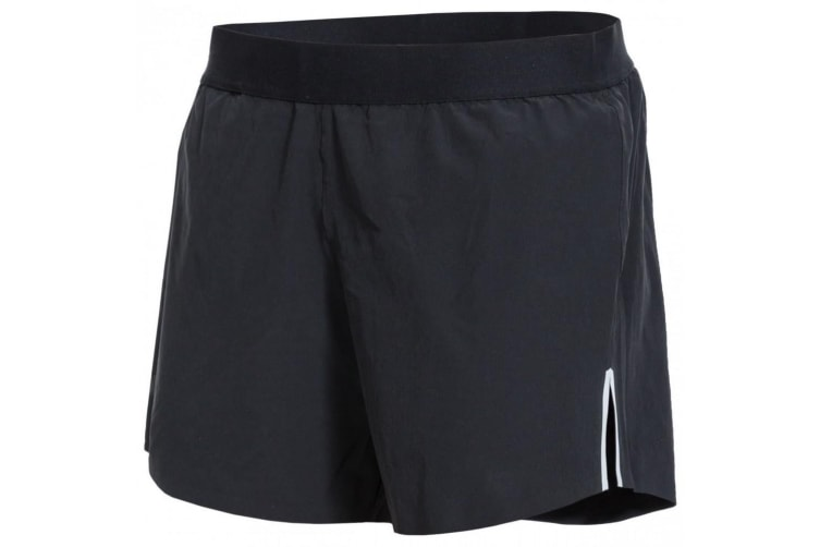 Trespass Womens/Ladies Tempos Womens DLX High Performance Athletic Shorts (Black) (L)