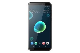 HTC Desire 12+ Dual SIM (32GB, Black)