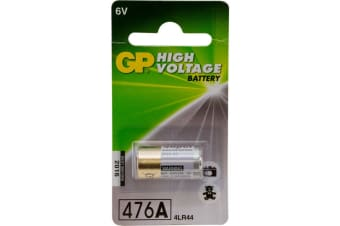 GP 6V Alkaline Battery