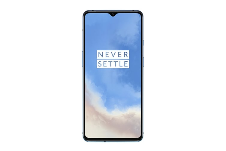 OnePlus 7T (8GB RAM, 128GB, Glacier Blue) - Global Model