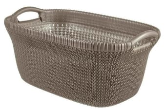 Curver 40lt Knit Basket