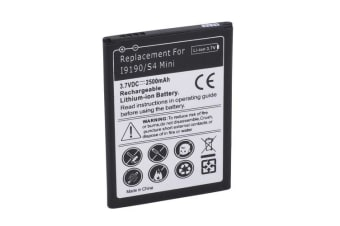 Phone Replacement Battery Rechargeable Lithium-ion Battery for Samsung GALAXY S4 Mini