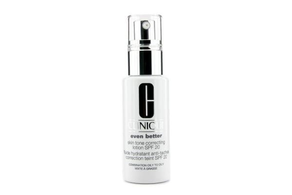 Clinique Even Better Skin Tone Correcting Lotion SPF 20 (Combination Oily to Oily) (50ml/1.7oz)