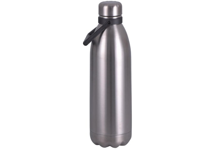 Avanti 1.5L Water Vacuum Thermo Bottle Stainless Steel Cold Hot Drink Brushed SS