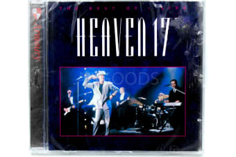 Heaven 17 Best of Live BRAND NEW SEALED MUSIC ALBUM CD - AU STOCK