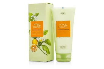4711 Acqua Colonia Mandarine & Cardamom Moisturizing Body Lotion 200ml
