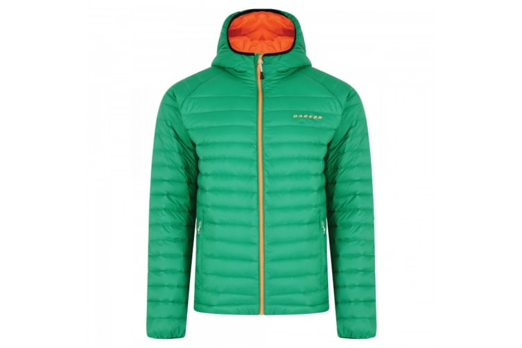 Dare 2b Mens Phasedown Jacket (Highland Green) (XXL)