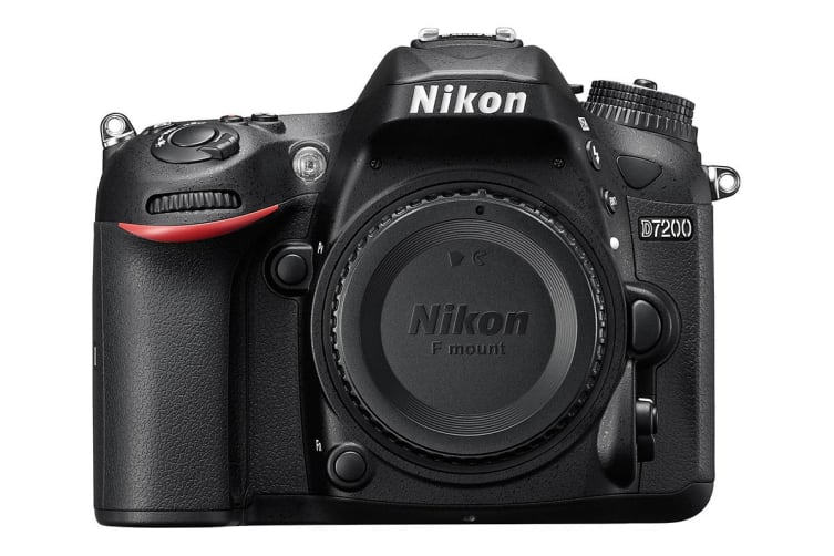 Nikon D7200 DSLR Camera - Body Only