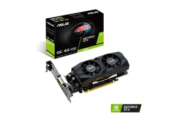 ASUS GeForce GTX 1650 Low Profile 4GB Graphics Card