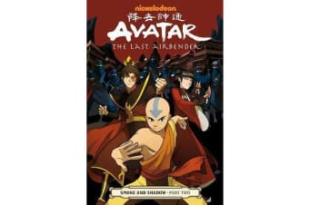 Avatar - The Last Airbender - Smoke And Shadow Part 2