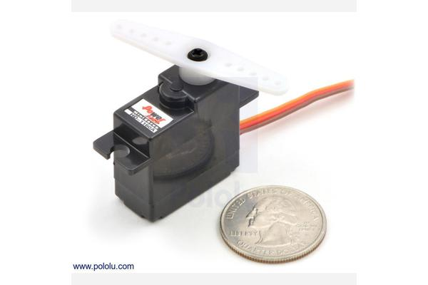 Power HD Mini Servo HD-1160A