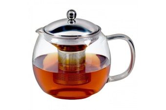 Avanti Ceylon Glass Teapot with Infuser 750ml 4 Cup