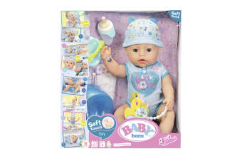 Baby Born Soft Touch (Blue)