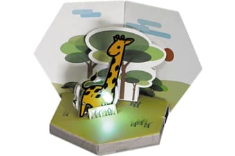 TOY0055 'Learn To Solder' Zoo Animals Kit