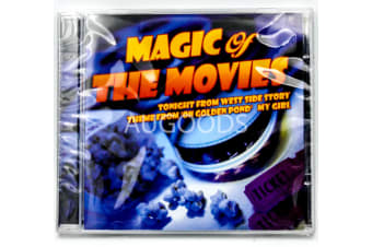 Magic Of The Movies BRAND NEW SEALED MUSIC ALBUM CD - AU STOCK