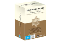 Downton Abbey: The Complete Collection DVD
