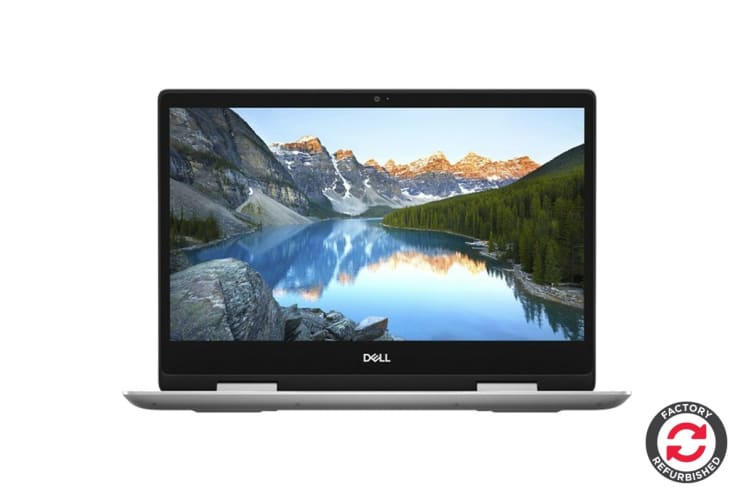 "Dell Inspiron 15 5000 15.6"" FHD Touch Screen Laptop (i7-8565U, 8GB RAM, 256GB, Silver) - Certified Refurbished"