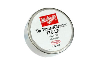 Multicore 15Gm Tip Tinner / Cleaner