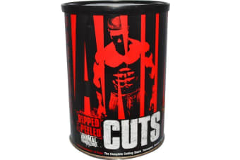Universal Nutrition Animal Cuts Ripped & Peeled - 42 Packs