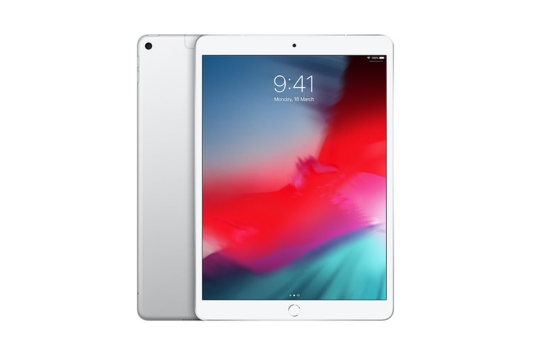 Apple iPad Air 3 (256GB, Cellular, Silver)