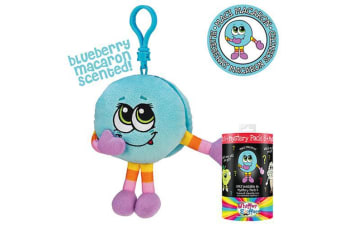 Whiffer Sniffers Mystery Pack #8 - Maci Macaron Scented Backpack Clip