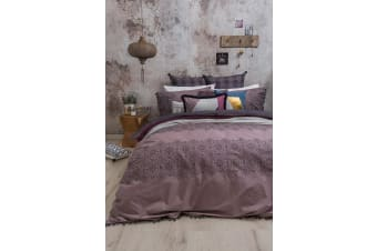 Bambury Bohemia Quilt Cover Set - 100% Cotton - Queen