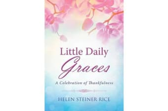 Little Daily Graces - A Celebration of Thankfulness