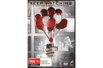 Keep Watching DVD Region 4