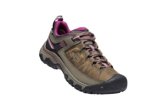 Keen Targhee III WP Womens Weiss Boysenberry - 8