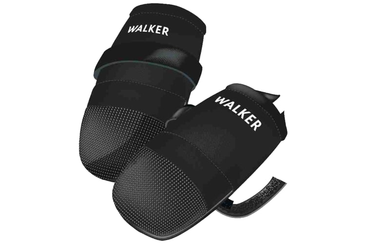 Trixie Walker Care Protective Boots (Black) (S)