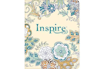 Inspire Bible-NLT - The Bible for Creative Journaling
