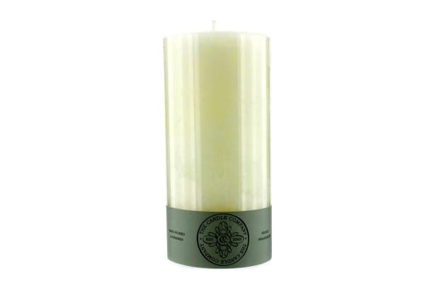The Candle Company Pillar Highly Fragranced Candle - Clean Cotton ((3x6) inch)