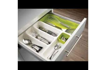 Expandable Cutlery Tray | Joseph Jospeh knife fork drawer