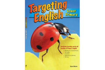 Targeting English - Lower Primary - Years K-2