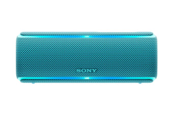 Sony Extra Bass Wireless Speaker - Blue (SRSXB21L)