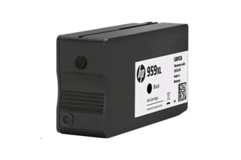 HP 959XL Ink Cartridge - Black