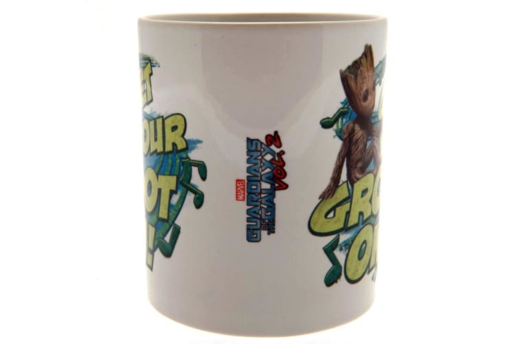 Guardians Of The Galaxy 2 Official Get Your Groot On Mug (Multicoloured) (One Size)