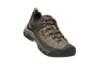 Keen Targhee III Waterproof Mens - Black Olive Golden Brown - 11