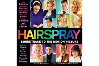 Various – Hairspray - Soundtrack To The Motion Picture MUSIC CD NEW SEALED
