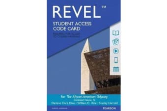 Revel for the African-American Odyssey, Combined Volume -- Access Card