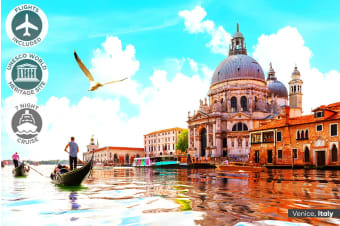 ​EUROPE: 31 Day Ultimate Europe Escape Including Flights for Two