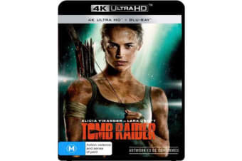 Tomb Raider (2018) (4K UHD/Blu-ray)