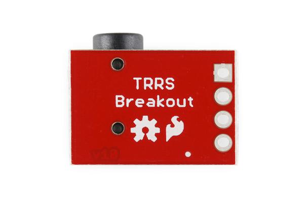SparkFun TRRS 3.5mm Jack Breakout