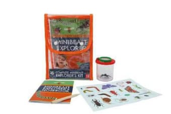 National Trust - Complete Minibeast Explorer's Kit