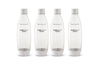 2x 1L Bottles (Twin Pack - White)