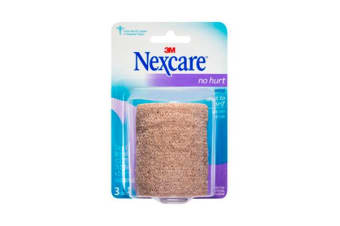 Nexcare No Hurt Wrap (75mm x 2m, Unstretched)