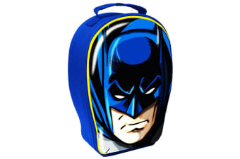 Batman Insulated EVA Lunch Bag (Blue) (One Size)
