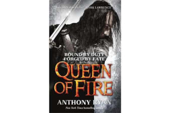 Queen of Fire - Book 3 of Raven's Shadow