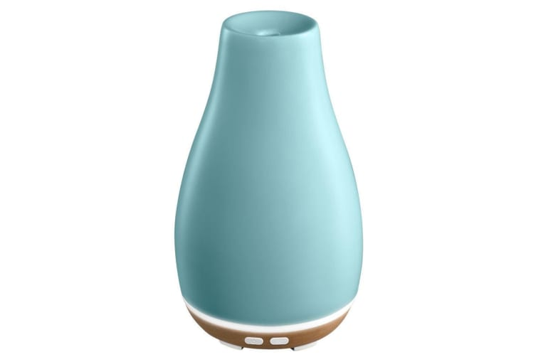 Homedics Ellia Blossom Essential Oil Diffuser Aromatherapy Humidifier w/Light