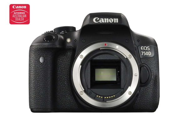 Canon EOS 750D DSLR Camera - Body Only